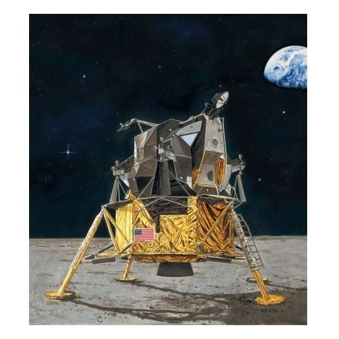 Revell Apollo 11 Lunar Module Eagle [50 Years Moon Landing] 1:48-KP