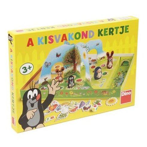 Kisvakond kertje társasjáték - KP JÁTÉK